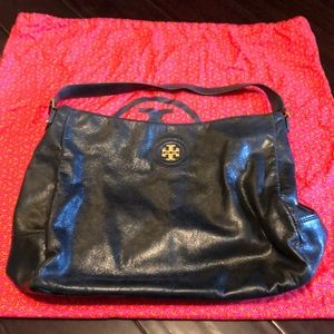 Tory Burch Black Handbag with Dustbag